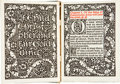 Books:First Editions, [Kelmscott Press]. William Morris. Two First Editions, including:Child Christopher and Goldilind the Fair. [Hammers...(Total: 3 Items)