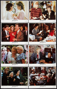 "Steel Magnolias (Tri-Star, 1989). Lobby Card Set of 8 (11"" X 14""). Drama"
