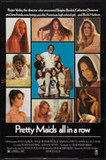 "Movie Posters:Comedy, Pretty Maids All in a Row (MGM, 1971). One Sheet (27"" X 41"") andLobby Card Set of 8 (11"" X 14""). Comedy.. ... (Total: 9 Items)"