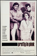 "Movie Posters:Comedy, Pretty in Pink (Paramount, 1986). One Sheet (27"" X 41""). Comedy....."