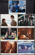 """Movie Posters:Thriller, Tightrope (Warner Brothers, 1984). Lobby Cards (7) (11"""" X 14""""). Thriller.. ... (Total: 7 Items)"""