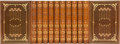 Books, [Nathan Haskell Dole, editor.] The Breviary Treasures.Boston: privately printed, 1903,1904,1905.. Ten octavo volu...(Total: 10 Items)