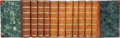 Books:First Editions, The Royal Military Chronicle or British Officers MonthlyRegister, and Mentor. London: J. Davis, 1811-1816.. First...(Total: 11 Items)