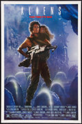 """Movie Posters:Science Fiction, Aliens (20th Century Fox, 1986). One Sheet (27"""" X 41""""). ScienceFiction.. ..."""