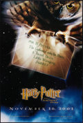 """Movie Posters:Fantasy, Harry Potter and the Sorcerer's Stone (Warner Brothers, 2001). One Sheet (27"""" X 40"""") DS Advance Style A. Fantasy.. ..."""