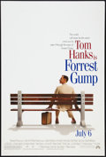 """Movie Posters:Comedy, Forrest Gump Lot (Paramount, 1994). One Sheets (2) (27"""" X 40"""") DSAdvance. Comedy.. ... (Total: 2 Items)"""