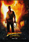 """Movie Posters:Adventure, Indiana Jones and the Kingdom of the Crystal Skull (Paramount,2008). One Sheet (27"""" X 40"""") DS Advance. Adventure.. ..."""