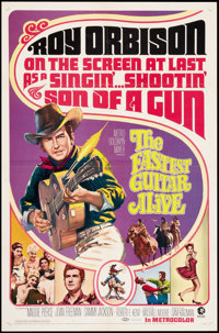 """The Fastest Guitar Alive (MGM, 1967). One Sheet (27"""" X 41""""). Western"""