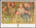 "Movie Posters:Comedy, MASH (CBS, 1983). Video Promotional Poster (28"" X 36""). Comedy....."