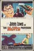 "Movie Posters:Comedy, The Nutty Professor (Paramount, 1963). Poster (40"" X 60"") Style Z.Comedy.. ..."