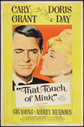 """Movie Posters:Comedy, That Touch of Mink (Universal, 1962). Poster (40"""" X 60"""") Style Y.Comedy.. ..."""