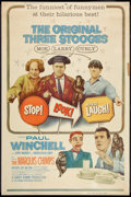 """Movie Posters:Comedy, Stop! Look! and Laugh! (Columbia, 1960). Poster (40"""" X 60"""").Comedy.. ..."""
