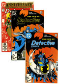 Modern Age (1980-Present):Superhero, Detective Comics Group (DC, 1980s-90s) Condition: Average NM-....(Total: 85 Comic Books)