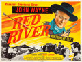 """Movie Posters:Western, Red River (United Artists, 1948). British Quad (30"""" X 40"""").. ..."""