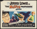 """Movie Posters:Comedy, The Nutty Professor (Paramount, 1963). Half Sheet (22"""" X 28""""). Comedy.. ..."""
