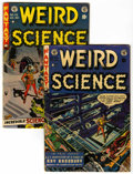 Golden Age (1938-1955):Horror, Weird Science #20 and 22 Group (EC, 1953).... (Total: 2 ComicBooks)