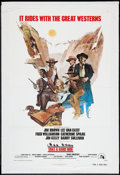 "Movie Posters:Western, Take a Hard Ride (20th Century Fox, 1975). One Sheet (27"" X 41"") Style A. Western.. ..."