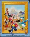 "Movie Posters:Animated, Walt Disney's Home Video Cartoon Classics (Walt Disney, 1983). One Sheet (33"" X 40""). Animated.. ..."