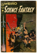 Golden Age (1938-1955):Science Fiction, Weird Science-Fantasy #29 (EC, 1955) Condition: GD....