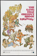 "Movie Posters:Comedy, The Gang That Couldn't Shoot Straight Lot (MGM, 1971). One Sheets (3) (27"" X 41""). Comedy.. ... (Total: 3 Items)"