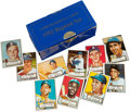 Baseball Cards:Sets, 1952 Topps 30th Anniversary Reprint Complete Set (402). ...