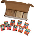 Non-Sport Cards:Sets, 1960's Non-Sport Collection (525+) Including Over 250 Batman Cardsand Gilligan's Island Set. ...