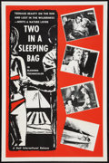 "Movie Posters:Comedy, Two in a Sleeping Bag Lot (Holt International, 1956). One Sheets(2) (27"" X 41""). Comedy.. ... (Total: 2 Items)"