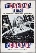 """Movie Posters:Documentary, This Is Cinerama (Cinerama Releasing, R-1973). Poster (40"""" X 60""""). Documentary.. ..."""