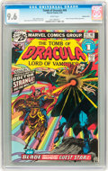Bronze Age (1970-1979):Horror, Tomb of Dracula #44 Western Penn pedigree (Marvel, 1976) CGC NM+9.6 White pages....