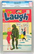 Silver Age (1956-1969):Humor, Laugh Comics #130 Western Penn pedigree (Archie, 1962) CGC NM- 9.2 Off-white to white pages....