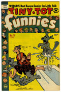 Golden Age (1938-1955):Cartoon Character, Tiny Tot Funnies #9 File Copy (Harvey, 1951) Condition: NM-....
