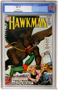 Silver Age (1956-1969):Superhero, Hawkman #6 (DC, 1965) CGC NM- 9.2 Off-white pages....