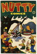 Golden Age (1938-1955):Funny Animal, Nutty Comics #nn (#1) File Copy (Harvey, 1945) Condition: VF....