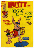 Golden Age (1938-1955):Funny Animal, Nutty Comics #5 File Copy (Harvey, 1946) Condition: VF....