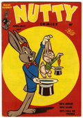 Golden Age (1938-1955):Funny Animal, Nutty Comics #7 File Copy (Harvey, 1947) Condition: VF....