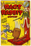 Golden Age (1938-1955):Funny Animal, Rags Rabbit Comics #11 File Copy (Harvey, 1951) Condition: VF+....