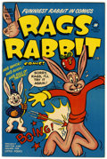 Golden Age (1938-1955):Funny Animal, Rags Rabbit Comics #12 File Copy (Harvey, 1951) Condition: VF+....