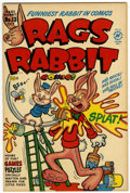 Golden Age (1938-1955):Funny Animal, Rags Rabbit Comics #13 File Copy (Harvey, 1951) Condition: NM-....