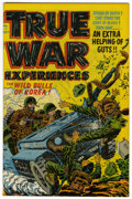 Golden Age (1938-1955):War, True War Experiences #2 File Copy (Harvey, 1952) Condition: NM-....