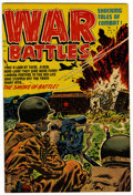 Golden Age (1938-1955):War, War Battles #7 File Copy (Harvey, 1952) Condition: NM-....