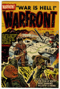 Golden Age (1938-1955):War, Warfront #6 File Copy (Harvey, 1952) Condition: VF/NM....