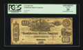 Confederate Notes:1861 Issues, T29 $10 1861.. ...