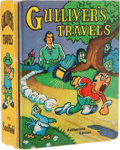 Big Little Book:Adventure, Big Little Book #1172 Gulliver's Travels (Whitman, 1939) Condition:VF/NM....