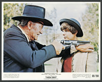 """True Grit (Paramount, 1969). Color Photos (10) (8"""" X 10""""). Western. ... (Total: 10 Items)"""