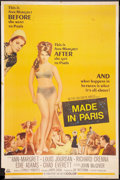 """Movie Posters:Comedy, Made in Paris (MGM, 1966). Poster (40"""" X 60""""). Comedy.. ..."""