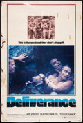 "Movie Posters:Action, Deliverance (Warner Brothers, 1972). Poster (40"" X 60""). Action....."