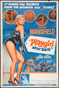 "Movie Posters:Sexploitation, Playgirl After Dark (Topaz, 1961). Poster (40"" X 60"").Sexploitation.. ..."