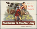 """Movie Posters:Film Noir, Tomorrow is Another Day (Warner Brothers, 1951). Half Sheet (22"""" X28""""). Film Noir.. ..."""