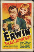 """Movie Posters:Comedy, Small Town Boy (Grand National, 1937). One Sheet (27"""" X 41"""").Comedy.. ..."""