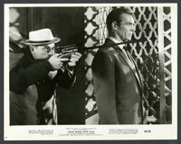"""From Russia with Love (United Artists, 1964). Scene Photos (16) (8"""" X 10"""") and Portrait (7"""" X 9""""). J..."""